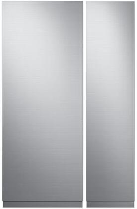 Dacor 867985 Modernist Side-By-Side Refrigerators