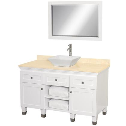 Wyndham Collection WCV500048WHIVD28WH