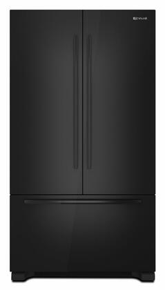 "Jenn-Air JFC2290RE 36"" Counter Depth French Door Refrigerator with 16.35 cu. ft. Capacity, 5.59 cu. ft. Freezer Capacity, in Stainless Steel"