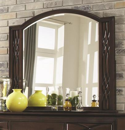 Coaster 203304 Salisbury Series Rectangular Portrait Dresser Mirror