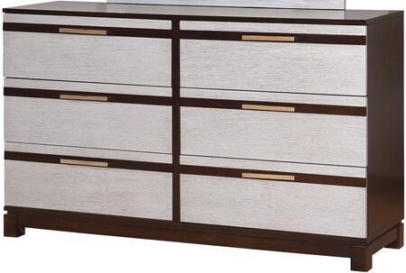 Furniture of America CM7206D Euclid Series  Dresser