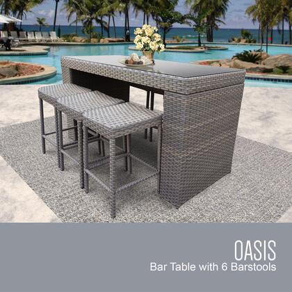 OASIS BARTABLE BACKLESS 6