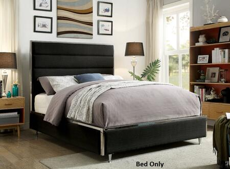 Furniture of America CM7262BKQBED Gillian Series  Queen Size Bed