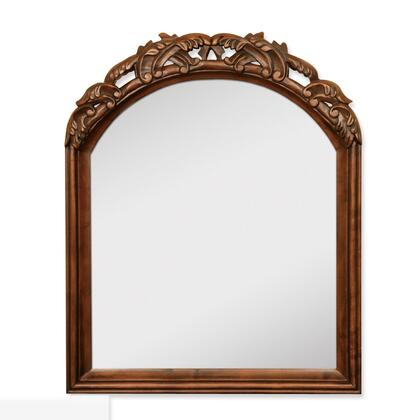 Lyn Design MIR009  Arched Potrait Bathroom Mirror