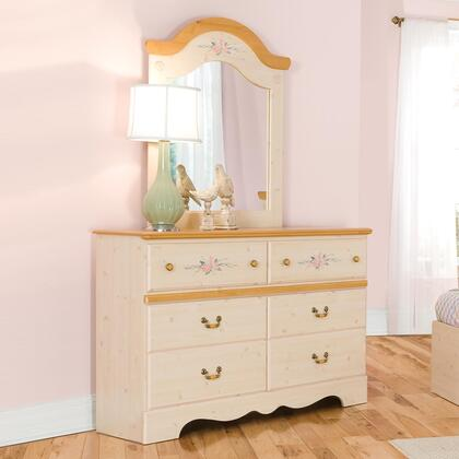Standard Furniture 59159A Princess Series  Dresser