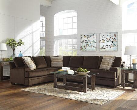 Coaster 501147 Robion Series Stationary Velvet Sofa
