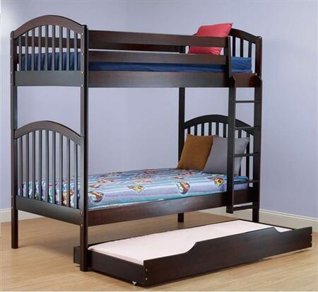 Orbelle BB450ES  Twin Size Bunk Bed