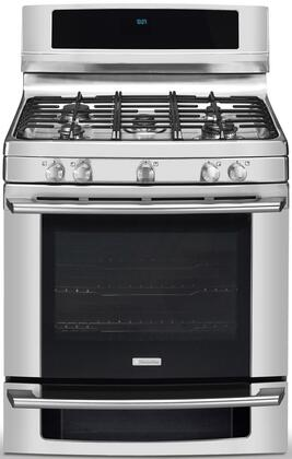 Electrolux EW3LDF65GS Dual Fuel Sealed Burner 5 Yes Freestanding Range |Appliances Connection