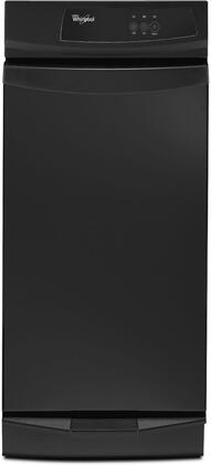 """Whirlpool GC900QPP Gold 15"""" Convertible Trash Compactor, Auto Anti-Jam, Touch-Toe Drawer Opener in"""