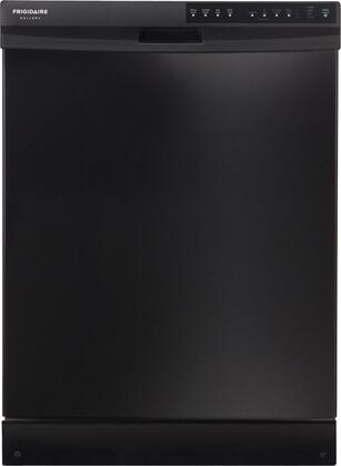 Frigidaire FGBD2435NB Gallery Series Built-In Full Console Dishwasher