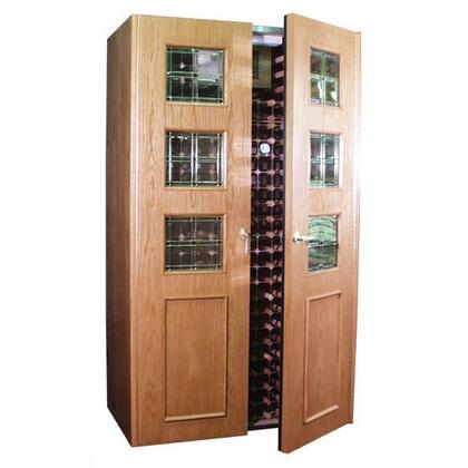 "Vinotemp VINO700EMPIREBGO 51"" Wine Cooler"