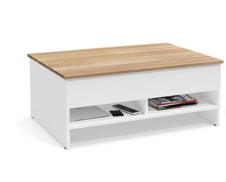 Bestar Furniture Small Space Coffee Table