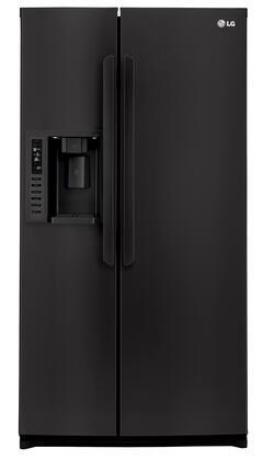 LG LSC27937SB Freestanding Side by Side Refrigerator