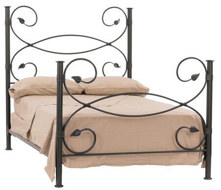 Stone County Ironworks 900718  California King Size Complete Bed