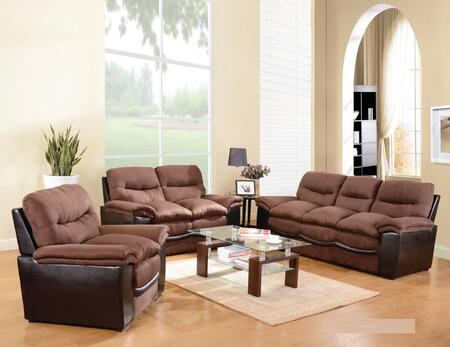Glory Furniture G195SET Living Room Sets