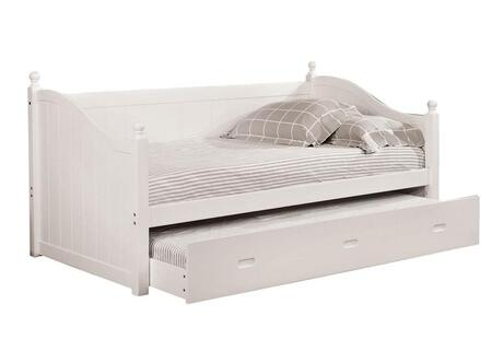 Furniture of America CM1928WHBED Walcott Series  Twin Size Bed