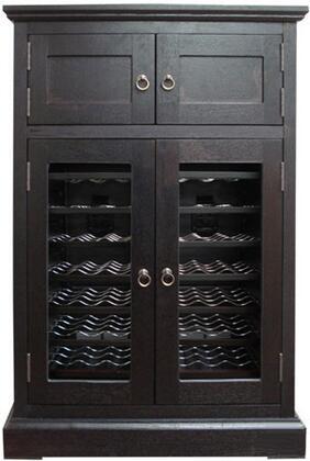 """Vinotemp VTBLEEKER2 31.5"""" Freestanding Wine Cooler"""