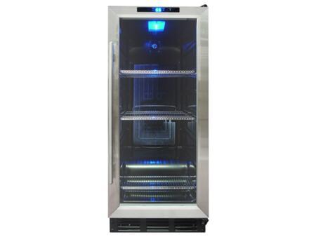 Vinotemp VT32BCSB10  Butler Series Freestanding Beverage Center