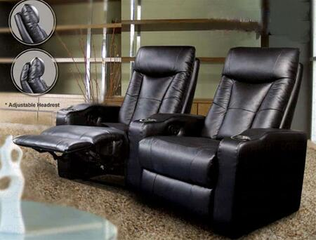 Coaster 6001302 Modern Bonded Leather  Recliners