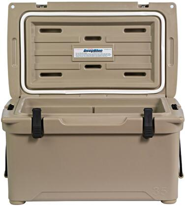 Tan Cooler Front View