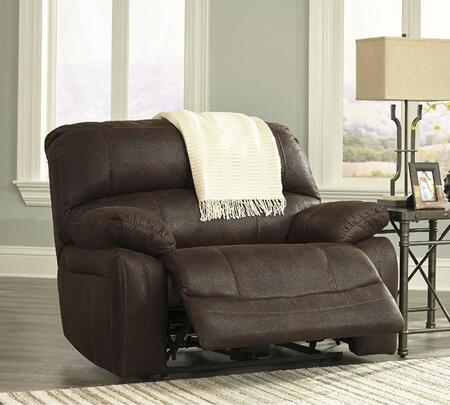 Signature Design by Ashley 429015282 Zavier Wide Seat Recliner