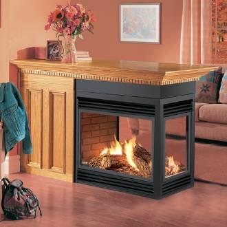 Napoleon BGD40N3E  Direct Vent Natural Gas Fireplace