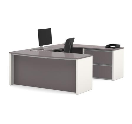 Bestar Furniture 93865 Connexion U-shaped workstation