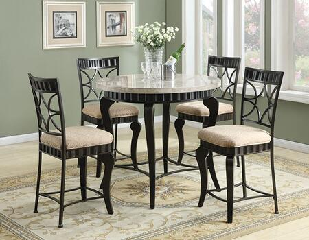 Acme Furniture 18294T4C Bar Table Sets