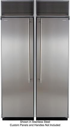 Marvel 707951 Side-By-Side Refrigerators