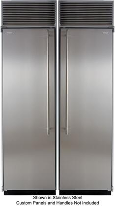 Marvel M48CRFSP Side-By-Side Refrigerators