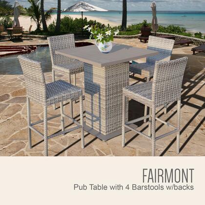 FAIRMONT PUB WITHBACK 4