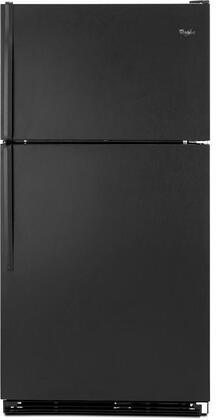 Whirlpool WRT108TFYB Freestanding Top Freezer Refrigerator with 18.45 cu. ft. Total Capacity 2 Wire Shelves 5.33 cu. ft. Freezer Capacity |Appliances Connection
