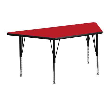 Flash Furniture XUA2448TRAPREDHPGG