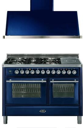 Ilve 721485 Majestic Techno Kitchen Appliance Packages