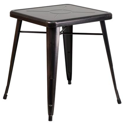 "Flash Furniture CH3133029BQGG 27.75"" Bistro Table"