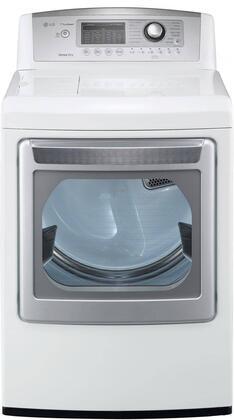LG DLGX5171W Gas Dryer