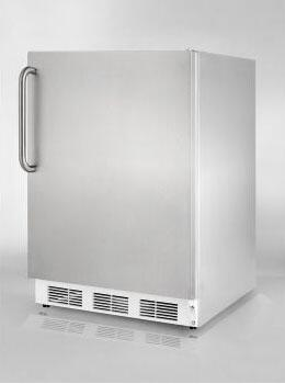 Summit SCFF55SSHVRHD  Freezer with 5 cu. ft. Capacity