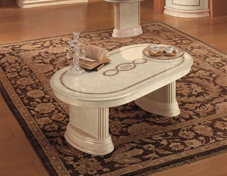 VIG Furniture VGCAROSSELLACT Traditional Table