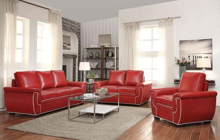 Acme Furniture 52170SLR Sariel Living Room Sets