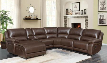 Coaster 600357 Mackenzie Series Reclining Sofa