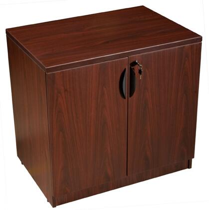 "Boss N113M 31"" Wood Traditional File Cabinet"