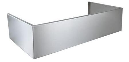 "Broan AEEPD6S 6"" Flue Cover For 8' Ceiling"