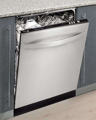 "Fagor LFA75IT 24"" Built In Dishwasher 