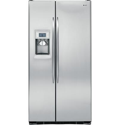GE PSDS5YGXSS Freestanding Side by Side Refrigerator |Appliances Connection