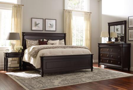 Broyhill 4907CKPBNTDM Aryell California King Bedroom Sets