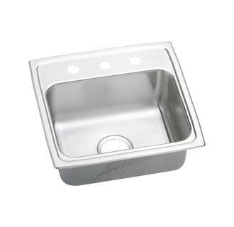 Elkay LRAD191865MR2 Kitchen Sink