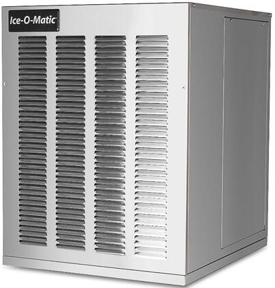 Ice-O-Matic MFI1256 Modular Flake Ice Maker with  Condensing Unit, System Safe, Water Sensor, Evaporator, Industrial-Grade Roller Bearings and Heavy-Duty Gear Box in Stainless Steel Finish
