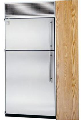 Northland 18TFSPR  Panel Ready Counter Depth Refrigerator with 10.3 cu. ft. Capacity
