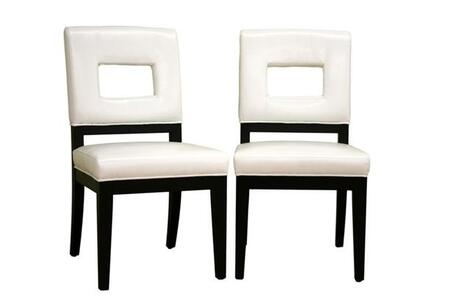 Wholesale Interiors Y765155SET Faustino Dining Room Chairs