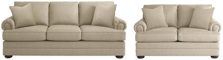 Bassett Furniture 3913FCFC1611SL Hyde Park Living Room Sets